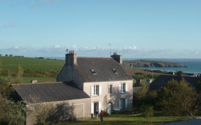 5 – 10 juillet : stage Feldenkrais sur la marche, Presqu'île de Crozon (Finistère)
